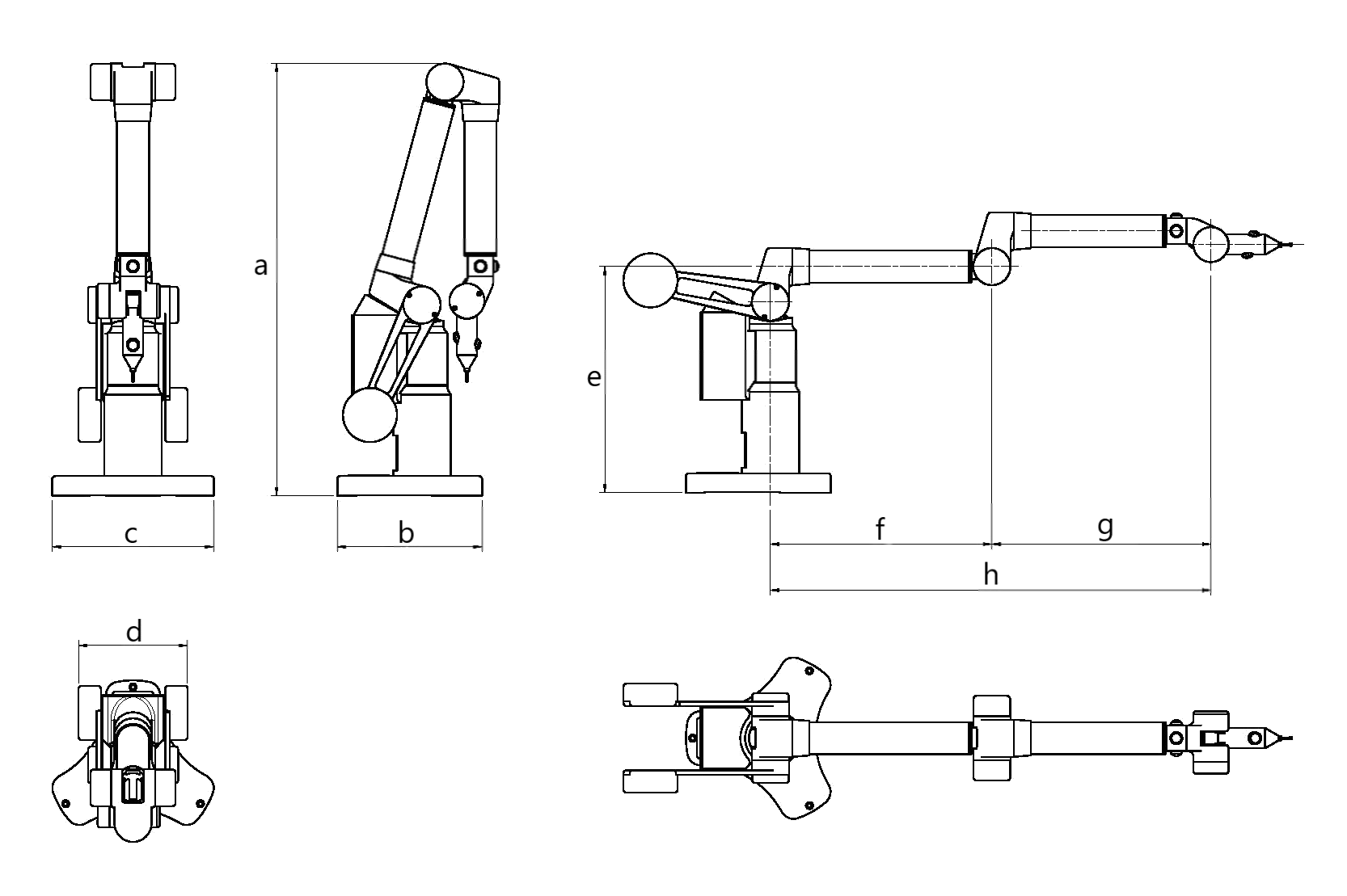 Desen tehnic Brat Mercury